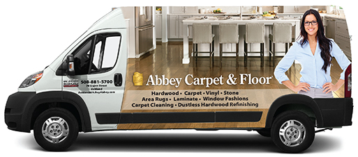 Let Abbey Carpet & Floor come clean your carpets.