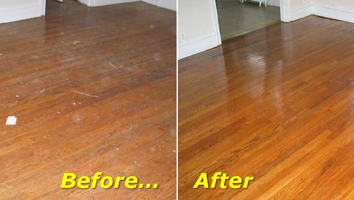 Dustless Refinishing Hardwood Refinishing Floor Covering In