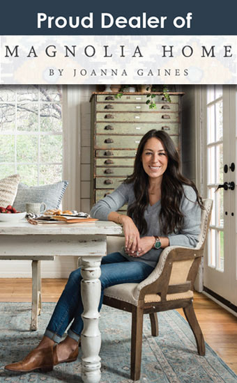 Joanna Gaines Magnolia Home collection available at Abbey Carpet & Floor of Ashland