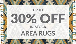 Save up to 30% on Area Rugs from Magnolia Homes by Joanna Gaines this month at Abbey Carpet & Floor in Ashland - don't miss this flooring blowout!