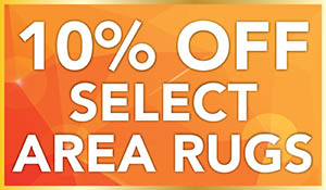 10% OFF area rugs - Free non-slip pad with area rug on purchases over $500 at Abbey Carpet & Floor in Ashland, MA.  Expires 10/31/18