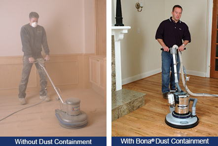 Don't have your house be a dust bowl, use the Atomic DCS.