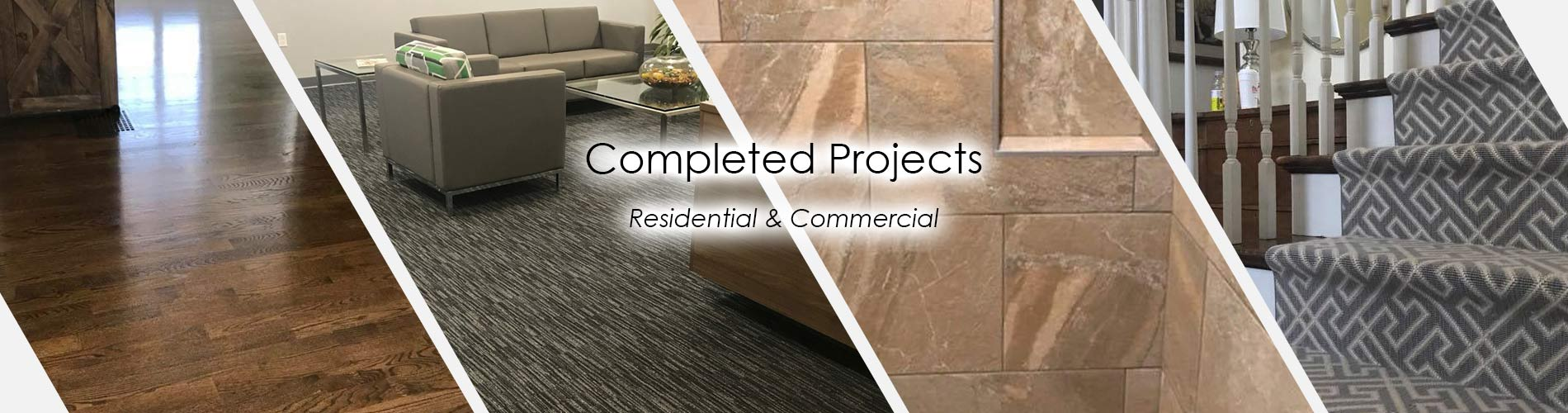 Completed Projects - Residential & Commercial